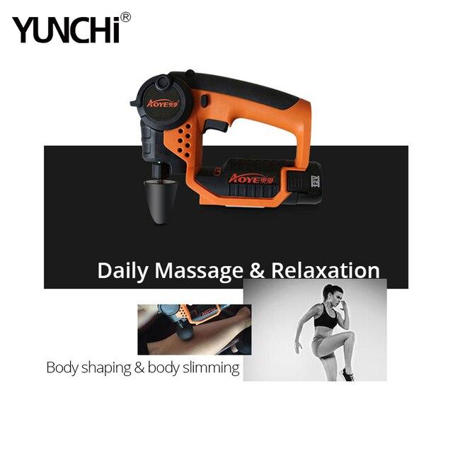 Body deep muscle massager 4