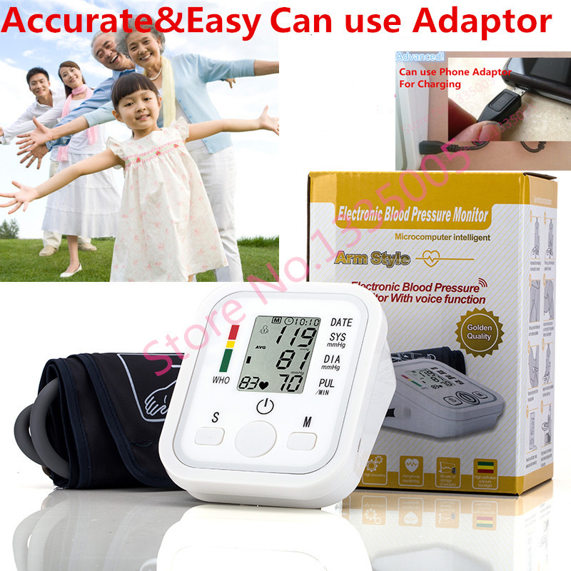 New Digital Automatic Shoulder Upper Arm Blood Pre...