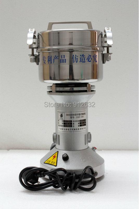 DXF 06C 300 г китайская оптовая продажа измельчителей травы мульти шлифовальный станок высокоскоростной из нержавеющей стали травы шлифовальн