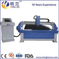 1212 1325 1530 Heavy duty frame metal plate cutting machine/cnc plasma cutter