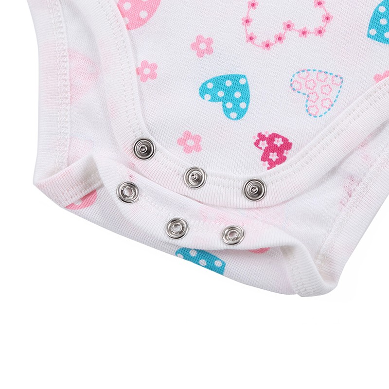 2016 Baby Boy Girl Clothes Body Cute Floral Short Sleeve Baby Bodysuits Overalls Ropa de Spring Next Newborn Summer Costume (97)
