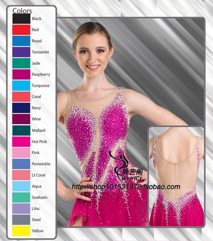 Falda de patinaje rojo de las mujeres de alta calidad de las mujeres - Ropa deportiva y accesorios - foto 1