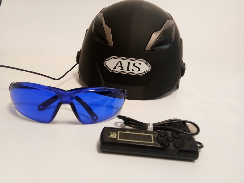 laser hair loss solution cap helmet low level laser therapy for hair growth