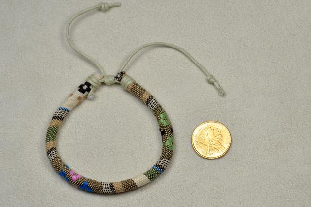 Handmade cotton and linen bracelet clothing accessories DIY small jewelryfor women  #EZ208