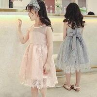 366ed9979340ad Toddler Girl Dresses 2019 Summer Teen Dress Ball Gown Princess Kids Dresses  For Girls 7 8