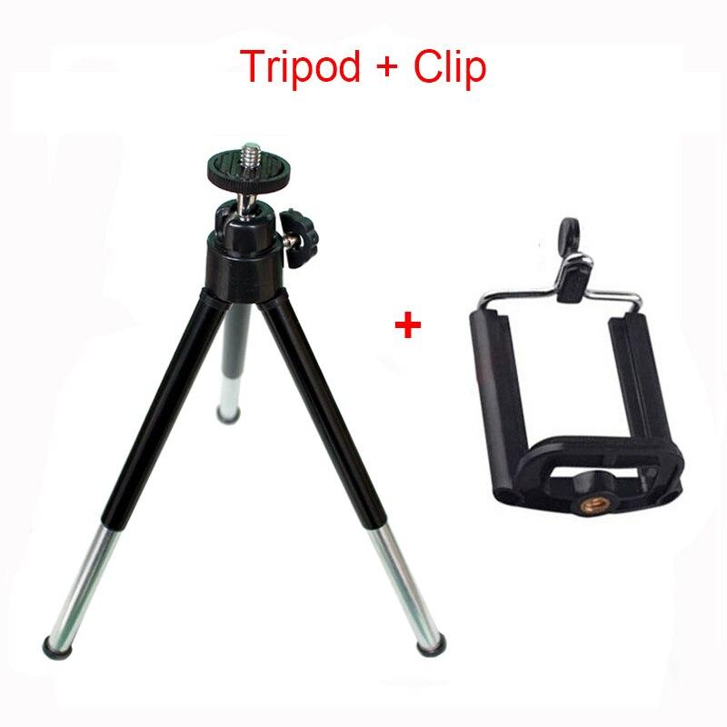 Blk Tripod Clip