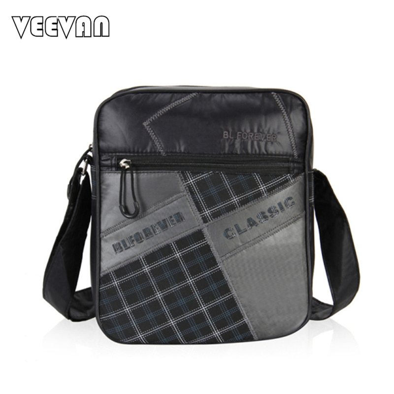цены 2017 Small Briefcase Fashion Men's Business Bags Men Messenger Bag High Quality Cloth Patchwork Shoulder Bag Crossbody Briefcase