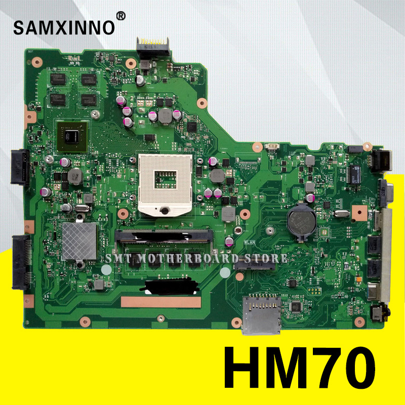 X75VD motherboard REV 2.0 GT610-4G memory for ASUS X75VC X75VD motherboard laptop X75VD motherboard X75VD motherboard Tests original for asus x75vd motherboard x75vd rev3 1 mainboard processor i3 2350 gt610 1g ram 4g memory on board 100% test