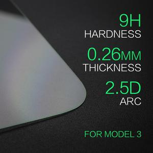 """Image 3 - For Tesla Model 3 15"""" Center Control Touchscreen Car Navigation Touch Screen Protector, P50 P65 P80 P80D  9H Tempered Glass"""