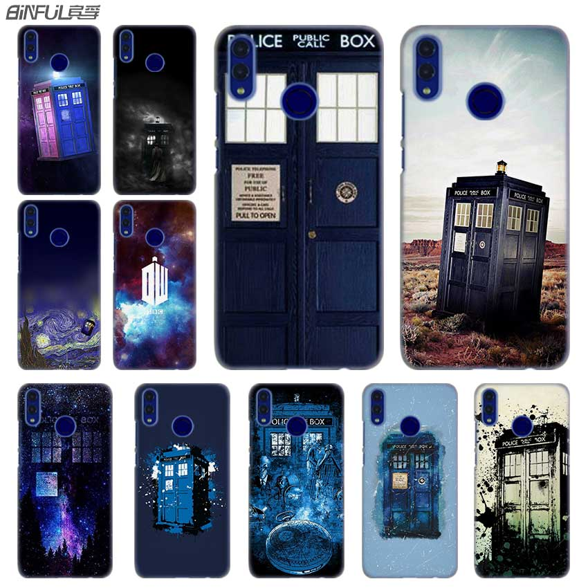 Intellective Binful Fashion Luxury Phone Cose Cover For Huawei Honor 7 7c 8 8x 9 Lite 10 4c 5x 6 6x 6c 7a Pro 7x Doctor Who Elegant In Style Phone Bags & Cases Fitted Cases