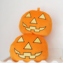 1PCS 40CM Funny pumpkin plush filling pillow grimace pumpkin pillow creative vegetables pillow Halloween gift