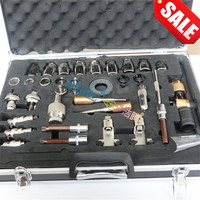 ERIKC Liseron Common Rail Injector Dismantling and Diesel Injector Removal Auto Body Repair Tools Total 38 pieces