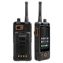 2W DMR Digital Radio UHF Walkie Talkie Zello PTT Two Way Radio IP67 Waterproof Mobile Phone Android 5.1 Smartphone 5000mAh GPS