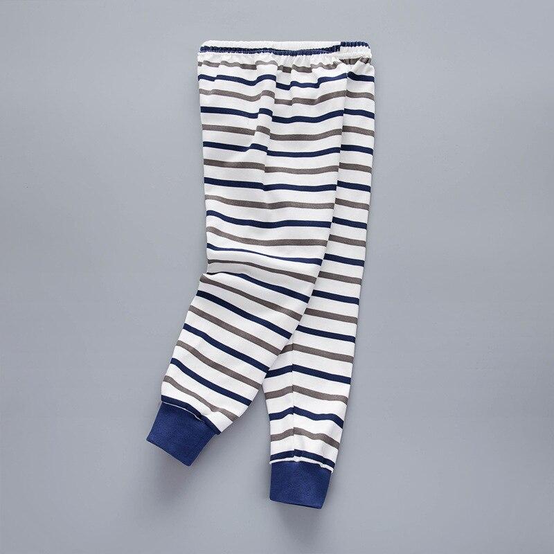 Summer Baby Kids Childrens printing striped Toddler Classic Leggings boys girls pants Girls legging 3-12Y baby girl leggings