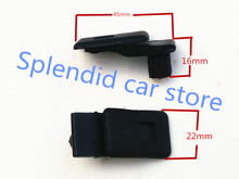 Plastic buckle is suitable for the 2009-2016 Chevrolet cruze co-pilot glove box part number 518518518