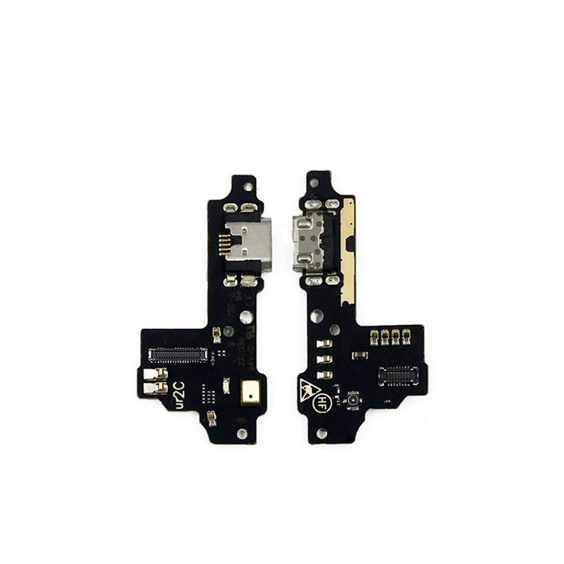 New For ZTE Blade V8 USB Board Charging Port With Microphone Tested High Quality