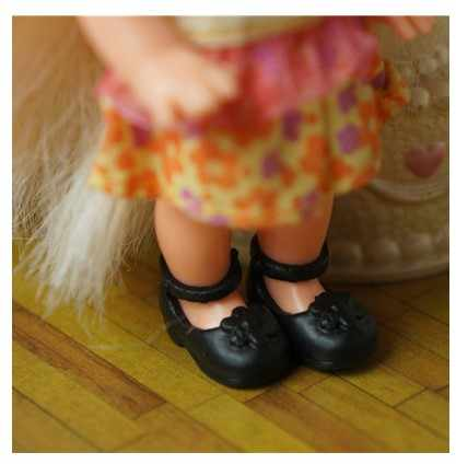 14 styles of shoes for choose  accessories for BB sister little kally doll BBI00K001