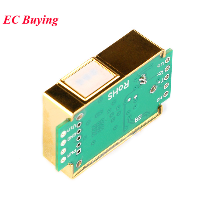 Image 3 - MH Z19 Infrared CO2 Sensor Module MH Z19B Carbon Dioxide Gas Sensor for CO2 Monitor 0 5000ppm MH Z19B-in Sensors from Electronic Components & Supplies