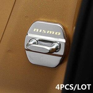 Image 4 - Car Styling Emblems Stickers Case For Nissan Tiida Teana Nismo Skyline Juke X Trail Almera Qashqai Car Styling Accessories