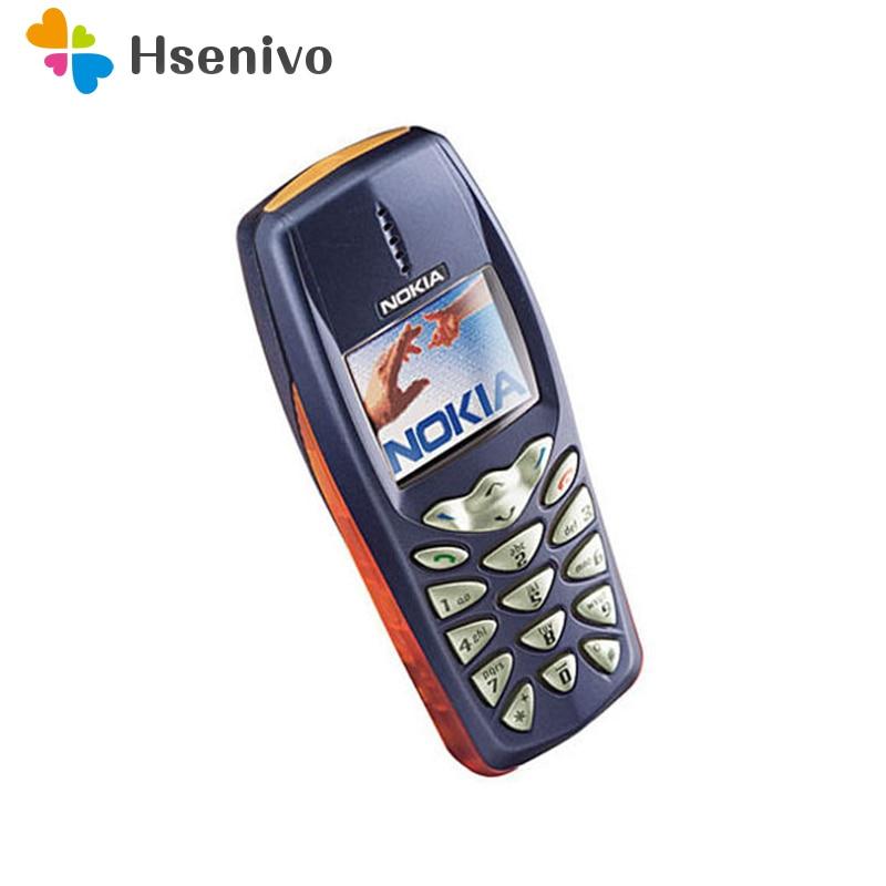 Cheap Phone 3510i Original NOKIA 3510i Cell Phone Unlocked Gift phone free shipping mobile phone