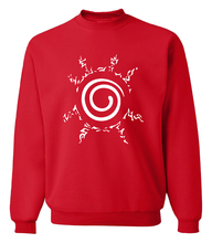 Classic Naruto's Four Symbols Seal hoodie / sweatshirt