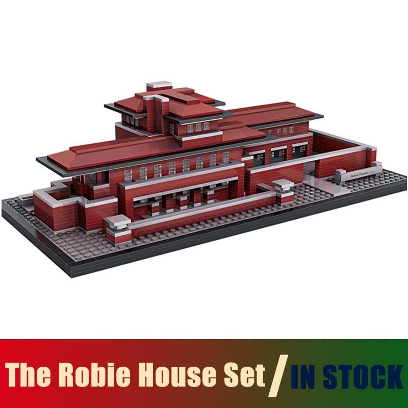 Compatible Lego Architecture Series 21010 Models Building Toy The Robie House Set 2326pcs 17007 Building Blocks Toys & Hobbies 21010 79026 21010 79027 water pump for nissan fd33