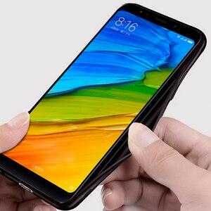 Image 5 - עבור Xiaomi Redmi 5 בתוספת מקרה Xiaomi redmi 5 בתוספת MOFi Redmi הערה 5 מקרה חזרה כיסוי בד מגן Redmi 5 בתוספת מקרים חלבית