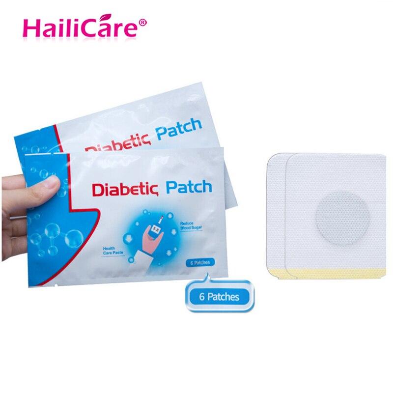La patch per il diabete riduce la glicemia alta per il cerotto contro le erbe naturali dei diabetici per diabetici più sani ...