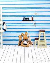 White Floor Photographic Backdrops 5X7ft Studio Photo Backgrounds Children Photography Cute Babies Toys fotostudio achtergronden