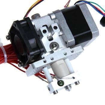 Geeetech GT6 Assembled Extruder 0.3/0.35/0.4/0.5mm Nozzle for 1.75/3mm Filament Nema17 Hotend  Mendel