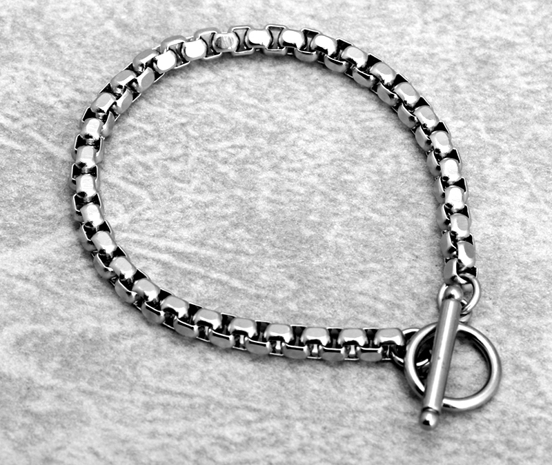 Stainless steel bracelet/couple/women/bileklik/femmeStainless Steel Bracelet Bangle pulsera hombre for women mens bracelets 19 4