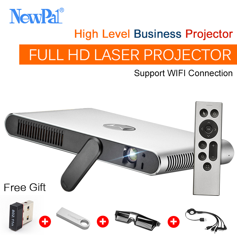 700LM ANSI Proyector DLP WIFI Bluetooth Android 4.4 Video Conferencia PX4 Xbox H