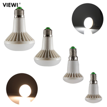 цена на ampoule led spotlight Umbrella bulb E27 E14 R39 R50 R63 R80 5W 7w 9w 12w super lights 110v 220v energy saving lamp home lighting