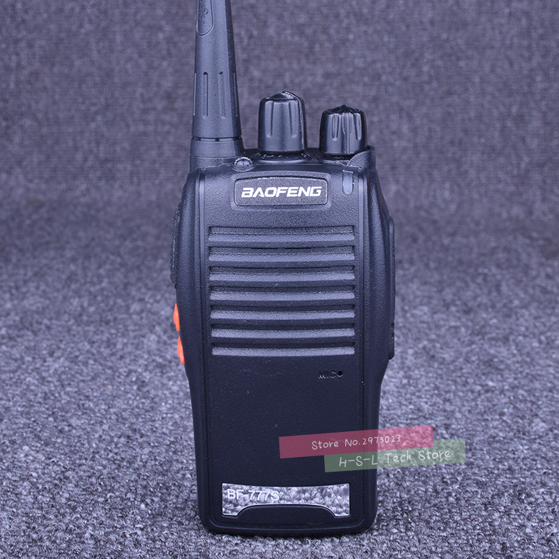 BaoFeng BF 777S 16CH CB Radio Walkie Talkie Professional UHF 400 470MHz Frequency Flashlight Two Way Radio For Hunting Radio