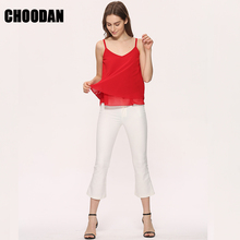 Chiffon Tank Top Summer Sleeveless Shirt