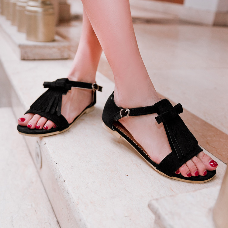 2017 Hot Sale Fashion Sandalias Mujer Plus Big Size 34-44 Shoes Women Sandals Sapato Feminino Summer Style Chaussure Femme -58 2017 sandalias mujer ladies shoes fashion tenis feminino plus size women sandals sapato summer style chaussure femme bl 326 4