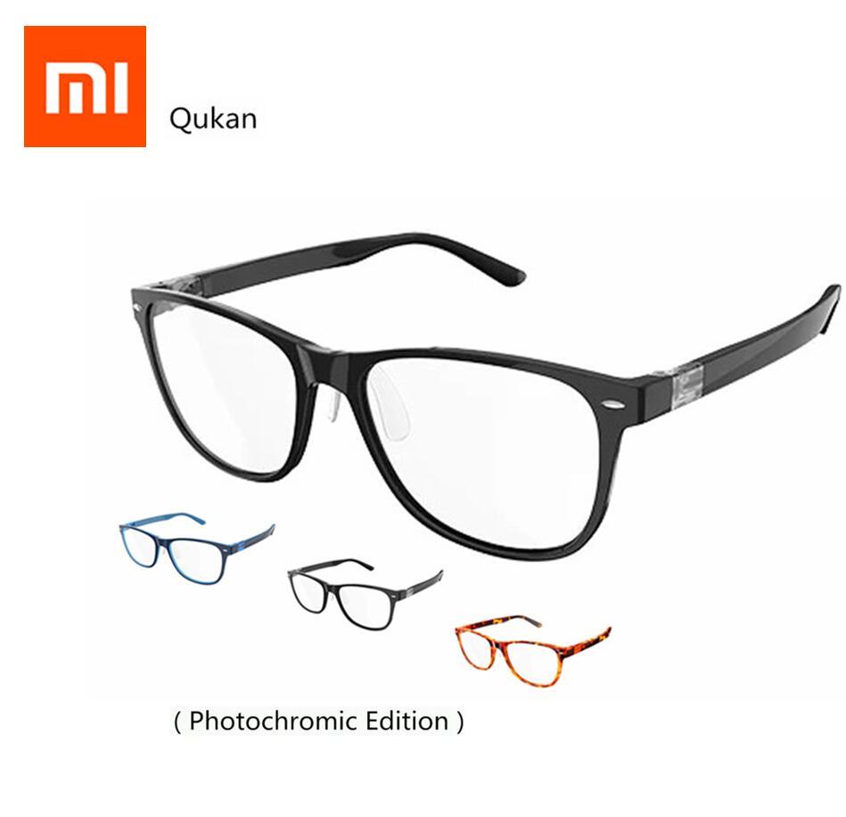 Xiaomi Mijia ROIDMI B1 mise à jour Anti-rayons bleus protection photochromique en verre protecteur des yeux pour jouer Sport téléphone/PC W1 nouveau