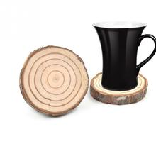 Wooden Cup Mat