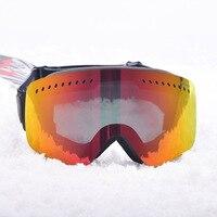 Winter Anit fog Ski Goggles for Men Women UV400 Snow Glasses Skiing Mask Large Spherical Snowboard Double Lens Climbing Eyewear