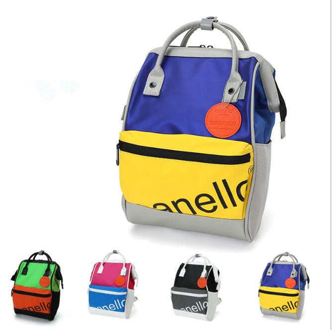 Hot Sale Japan School Backpacks For Teenage Girl Cute Girl School Backpack For School College Bag For Women A Ring Backpack