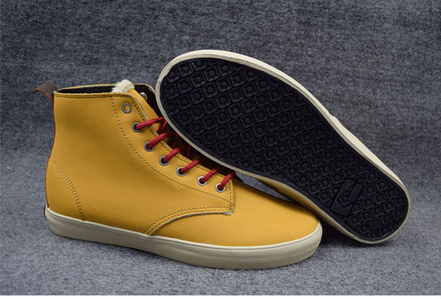 US Size 6.5-11.5 GLOBE Sports Shoes High-Top Athletic Footwear Skateboarding Sneakers