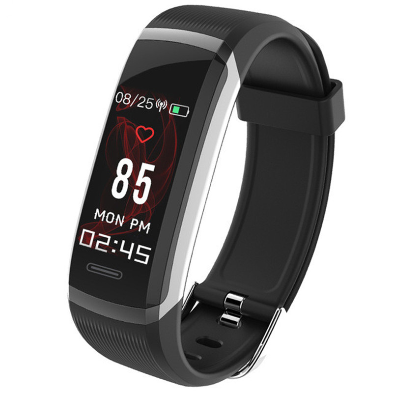 Smart Watchs Wristband Top Watch Men's Clock Color Screen Bracelet Continuous Heart Rate Smart Bracelet Sport Top Watches