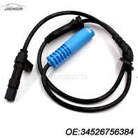 4PCS Lot Front Left Right ABS Wheel Speed Sensor For BMW MINI COOPER R50 R52 R53