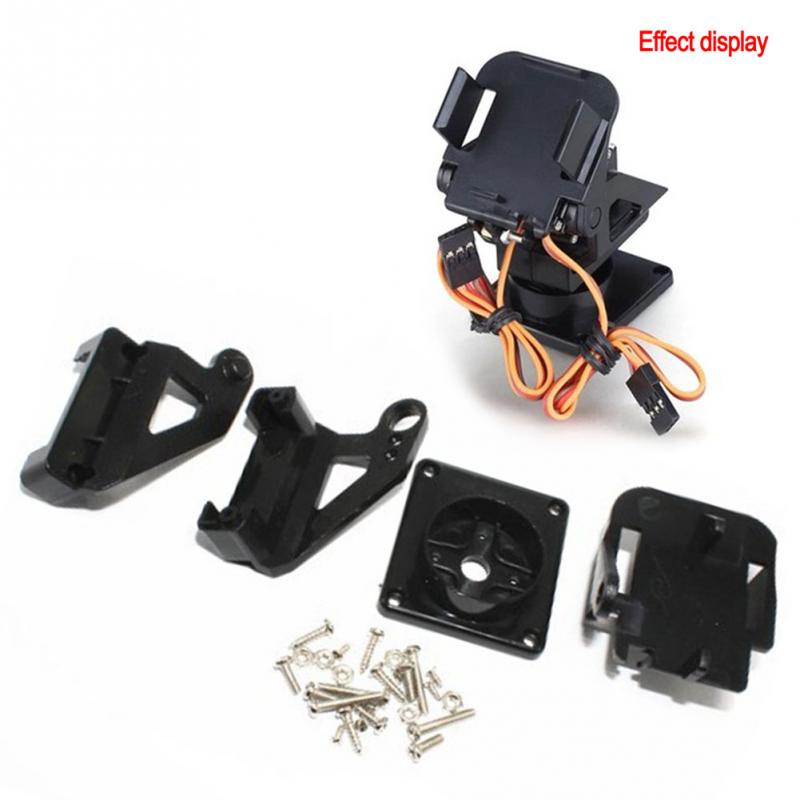 5pcs 20g FPV Steering Gear Pan FPV Aerial Tiny Camera Biaxial Steering Gear Pan For RC Drone
