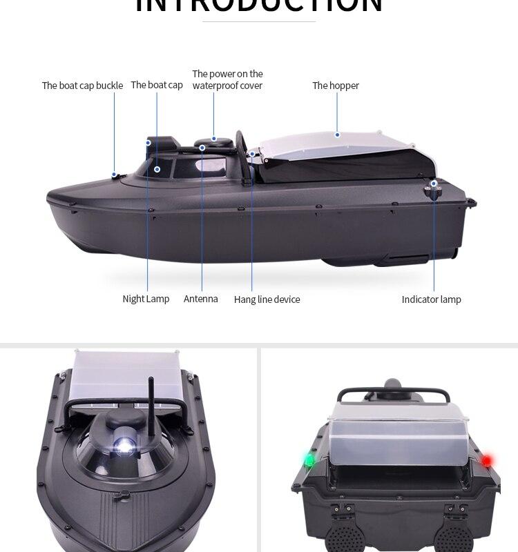 GPS bait boat (2)