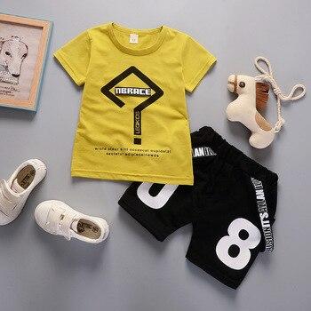 Geometry Summer Clothing Set