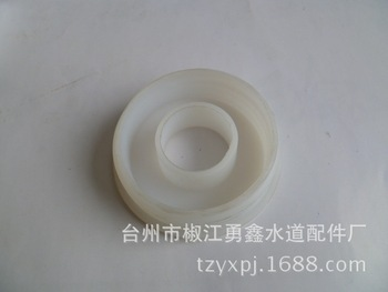 75PVC water pipes deodorant seals silicone PVC to increase the lid 50 sewer accessories pest control фото