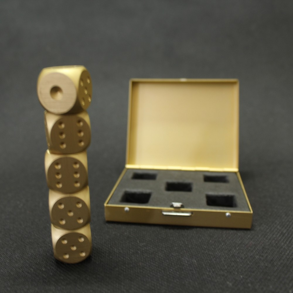 Whiskey Dice for Drinks Set 3
