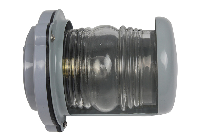 Image 3 - 25W 24V Marine Boat Yacht Navigation Light 225 Degree Masthead Light Red/Green/Warm White-in Marine Hardware from Automobiles & Motorcycles