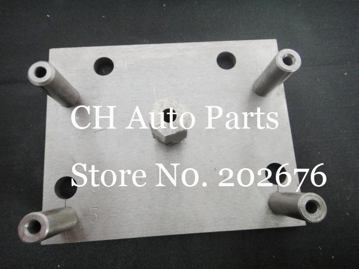 ФОТО FREE SHIPPING, CHA PUNCHING POSITINING BOARD PLATE, FOR Q5 HELLA 3 PROECTOR LENS TUNING